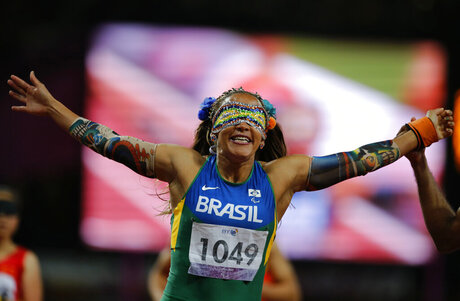 Oly Rio Paralympics 100 Days