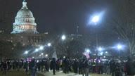 US Capitol Law Enforcement Curfew