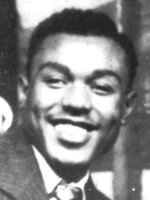 FILE - Willie Edwards Jr., shown in an undated file photo, disappeared from Montgomery, Ala., on Jan. 23, 1957, and was found dead in the Alabama River three months later. A Montgomery County Grand Jury refused to return any indictments after the investigation was reopened in 1997. Facing an impeachment inquiry that he and supporters claim is illegal, President Donald Trump tweeted Tuesday, Oct. 22, 2019, that the process is a lynching. Some Republicans agree, but the relatives of actual lynching victims don't. (AP Photo/File)