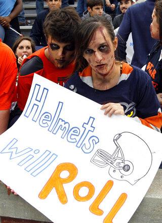 Texas A M Auburn Football