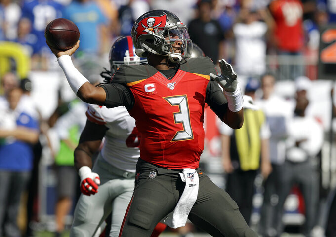 Buccaneers have Saints' attention as NFC South clash looms