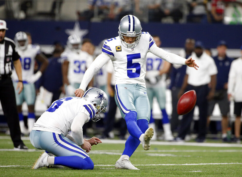 Cowboys Cuts Football