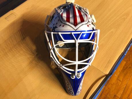 Pyeongchang Olympics Hockey Masks