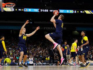 Final Four Basketball