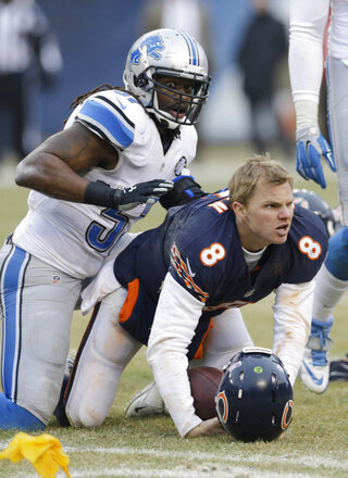 Jimmy Clausen, Josh Bynes