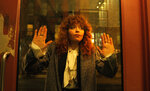 This image released by Netflix shows Natasha Lyonne in a scene from
