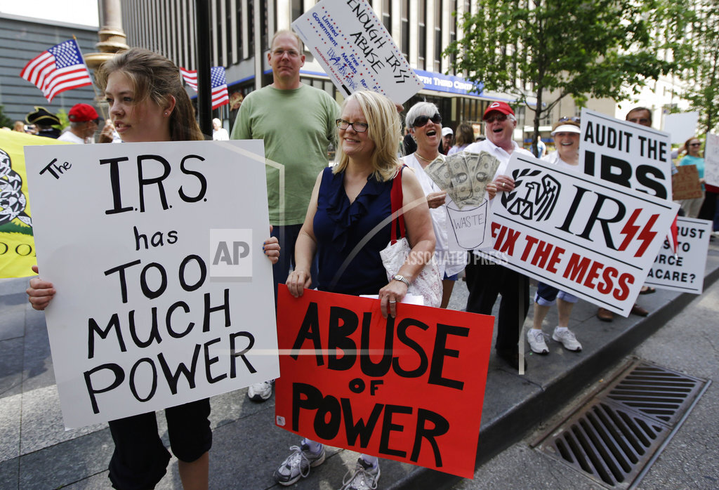 IRS Tea Party Settlement
