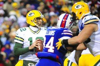 Packers Bills Football