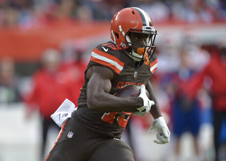 Browns-Free Agency Football
