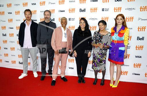 2021 TIFF - TIFF Tribute Award Honourees