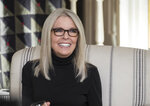This image released by Paramount Pictures shows Diane Keaton in a scene from