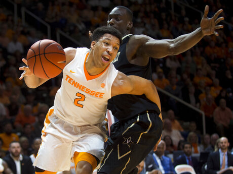Tennessee Challenging the Champions Basketball