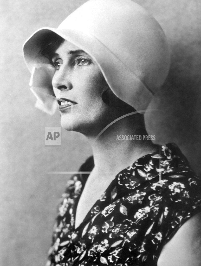 Watchf AP A  CA USA APHS323022 Eugene ONeill Divorce 1929
