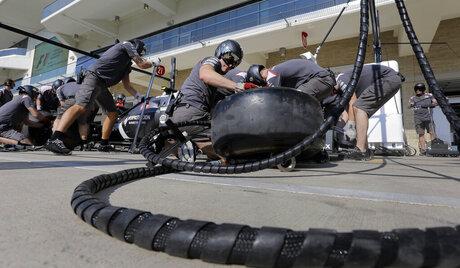US Grand Prix Auto Racing