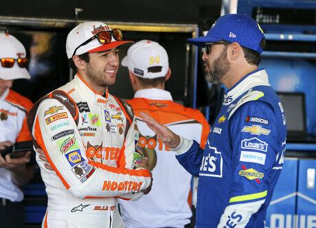 NASCAR Preview Auto Racing