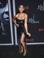 Actress Bresha Webb attends the premiere of Tyler Perry's