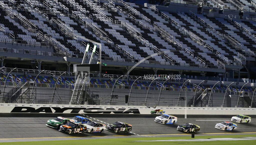 NASCAR ARCA Daytona Auto Racing