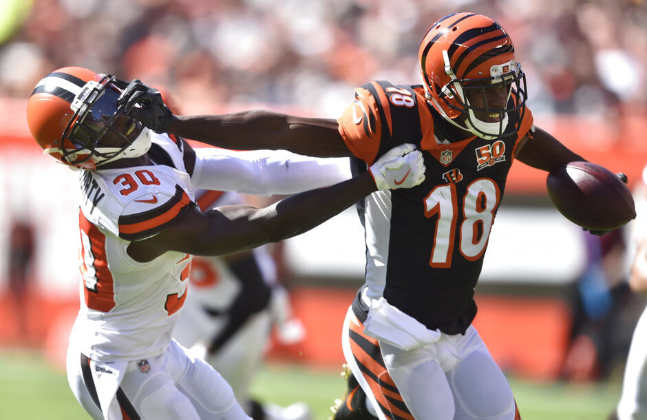 Jason McCourty, A.J. Green