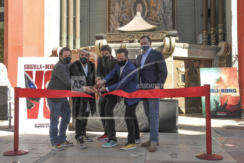 TCL Chinese Theatre Re-Opening