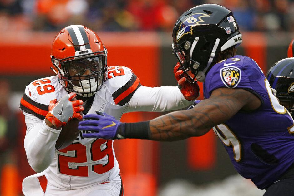Browns-Johnson Football