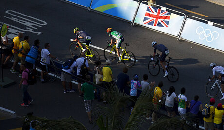 Christopher Froome, Daniel Martin