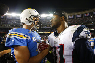 Philip Rivers, Jamie Collins
