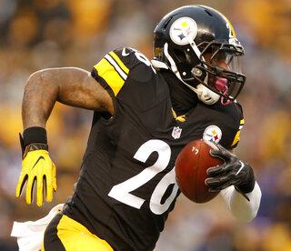 Giants Steelers Football