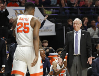 Jim Boeheim, Tyus Battle