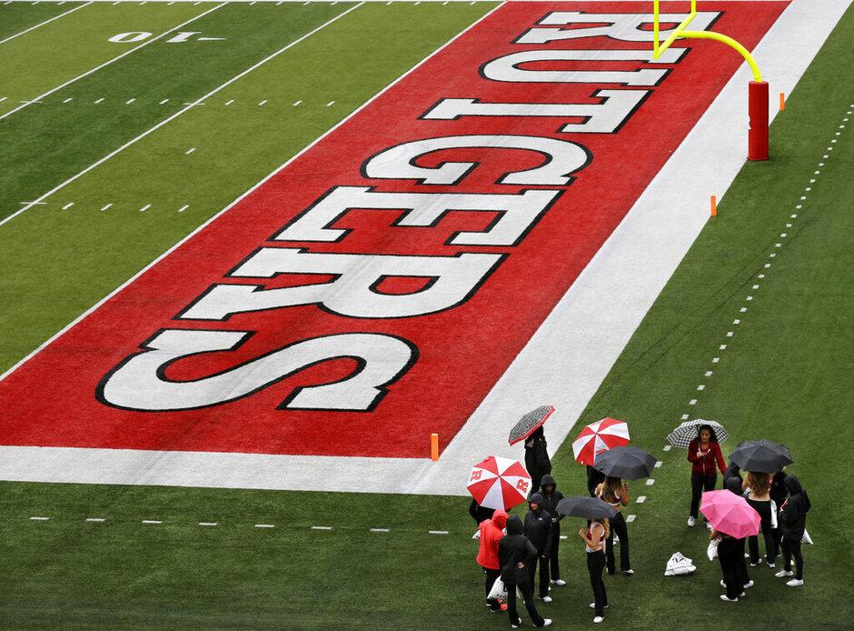 Penn State Rutgers Football