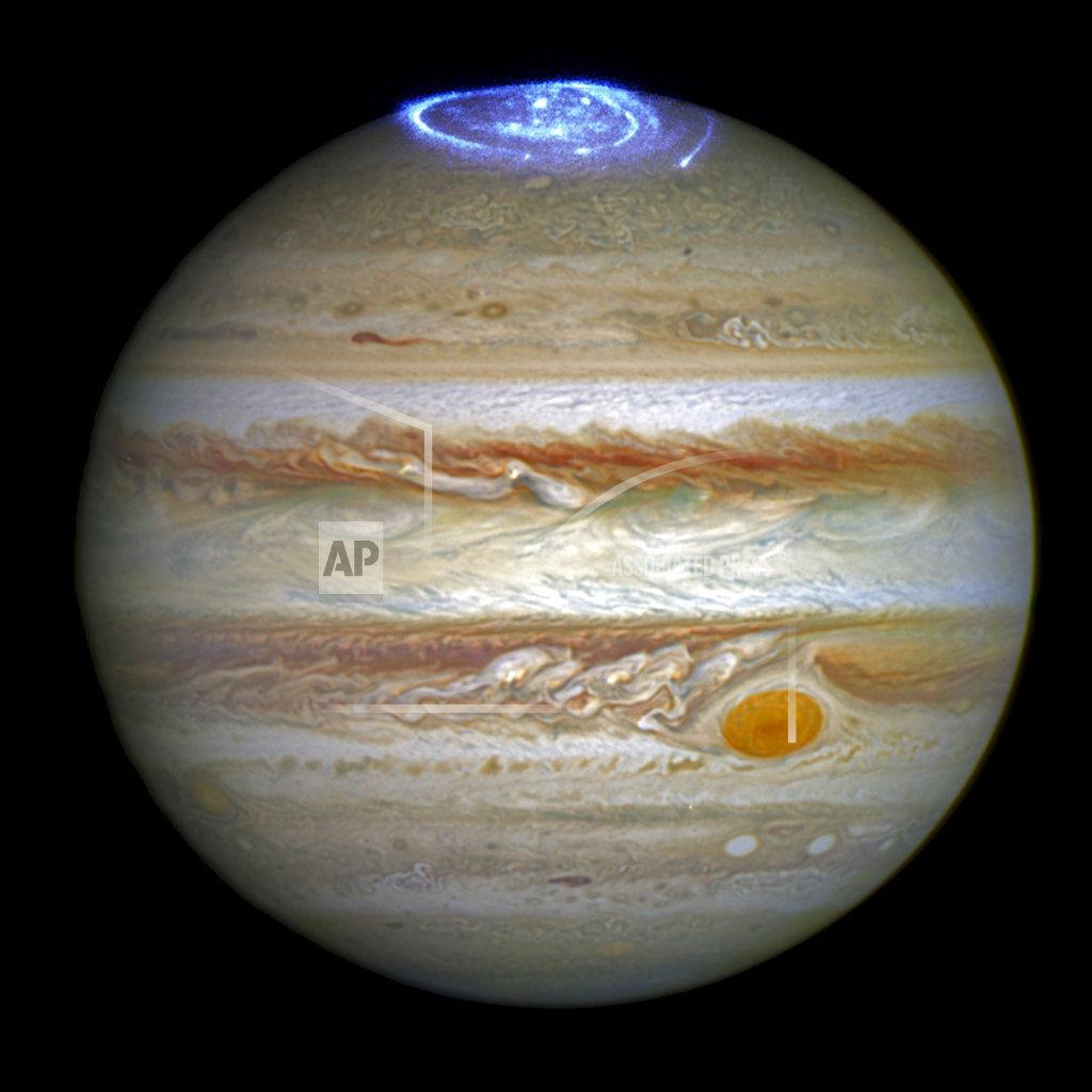 Space Jupiter Second Spot