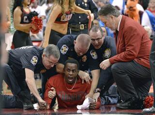 APTOPIX Miami Louisville Basketball