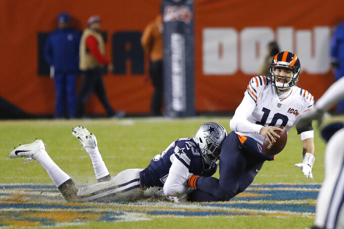 More mobile QB Trubisky makes Bears offense stronger threat