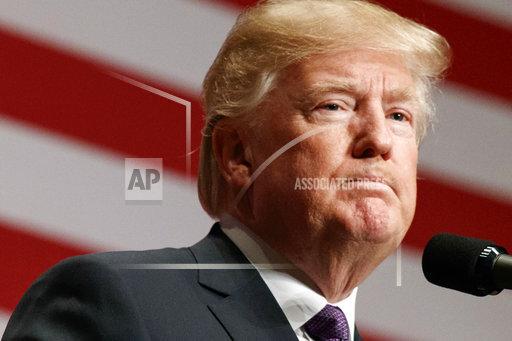 APTOPIX Trump National Security
