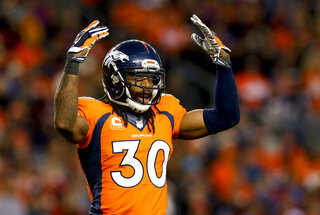 Broncos Safety Net Football