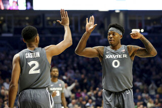 Miami Ohio Xavier Basketball