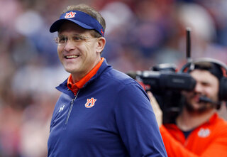 Auburn Malzahn Contract Football