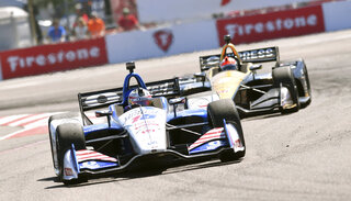 IndyCar St Pete Auto Racing