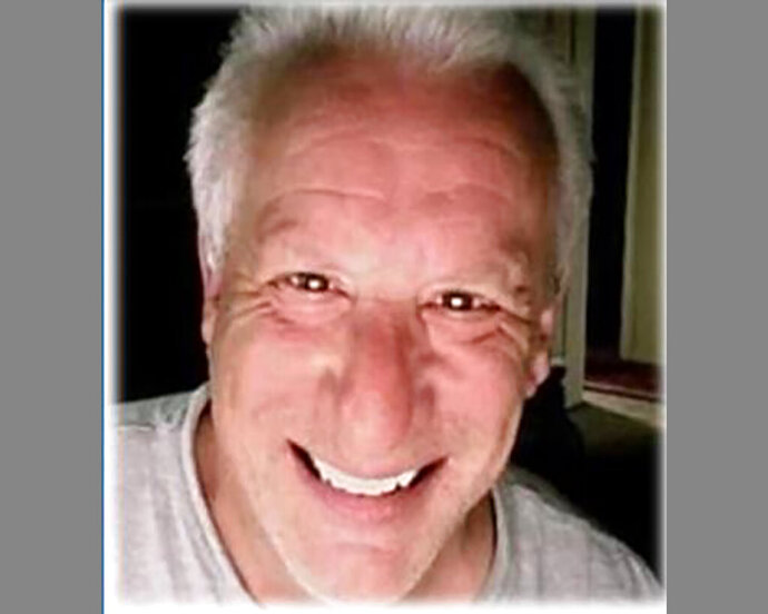 This undated photo released by the Grants Pass Department of Public Safety shows actor Charles Levin. Authorities believe they found the remains of actor Levin in a remote area of Oregon. The Grants Pass Department of Public Safety said Sunday, July 14, 2019, there is a