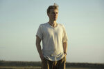 This image released by Netflix shows Johnny Flynn in a scene from