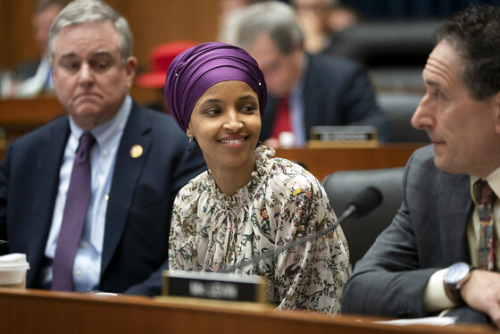Ilhan Omar, David Trone, Mike Levin