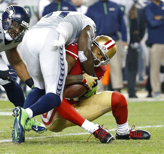 Kam Chancellor, Michael Crabtree