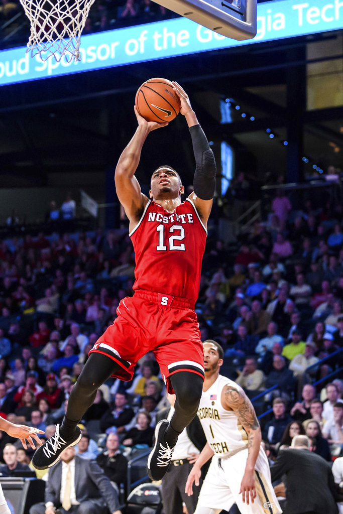 NC State Georgia Tech Basketball
