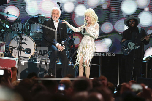 All In for the Gambler: Kenny Rogers' Farewell Concert Celebration