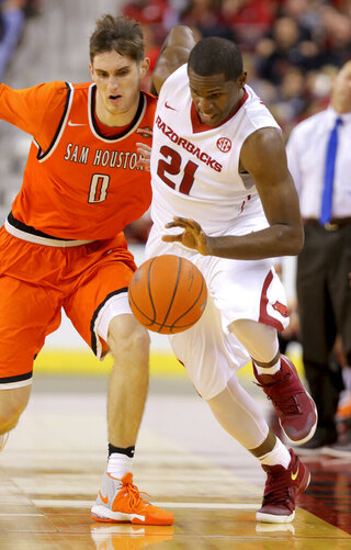 Sam Houston St Arkansas Basketball