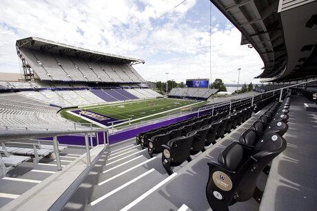 Husky Stadium Football