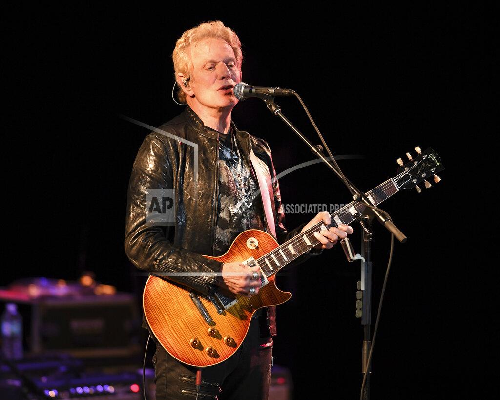Don Felder In Concert