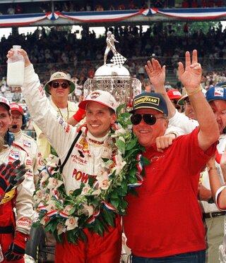Indy 500 1999 Countdown Race 83 Auto Racing