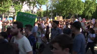 Spain Climate March