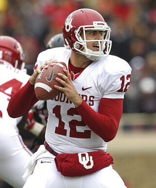 Oklahoma Texas Tech Football