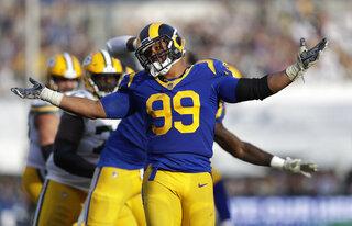 Packers Rams Football